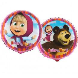Шар-круг Маша и медведь