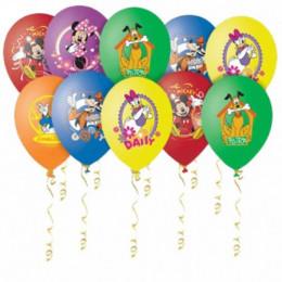 Воздушные шары Микки Маус и друзья - дополнительное фото #1