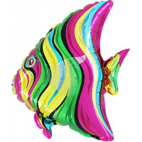 Фигурный шар Тропическая Рыбка