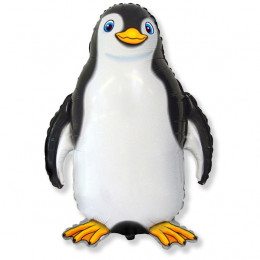 Фигурный шар Пингвинёнок