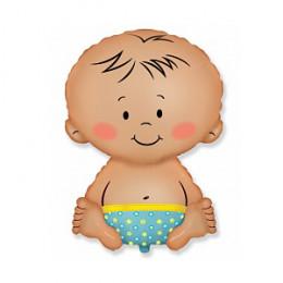 Фигурный шар Малыш