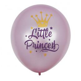 Шары Пастельные Маленькая принцесса