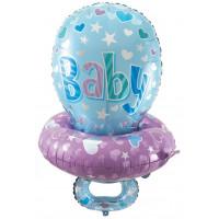 Фигурный шар Соска для мальчика