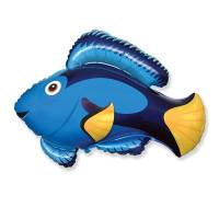 Фигурный шар Рыбка синяя Немо
