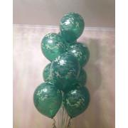 Воздушные шары Милитари - дополнительное фото #2