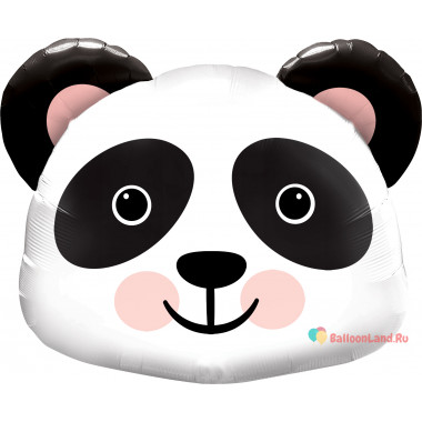 Фигурный шар Панда (голова)