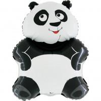 Фигурный шар Задумчивый Панда