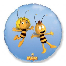 Шар-круг Пчелка Майа и Вилли