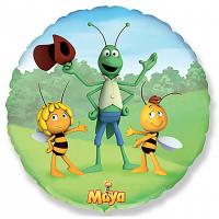 Шар-круг Пчелка Майа и ее друзья