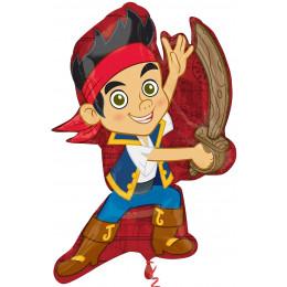 Фигурный шар Пират Джейк