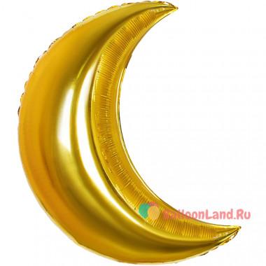 Фигурный шар Золотой Месяц