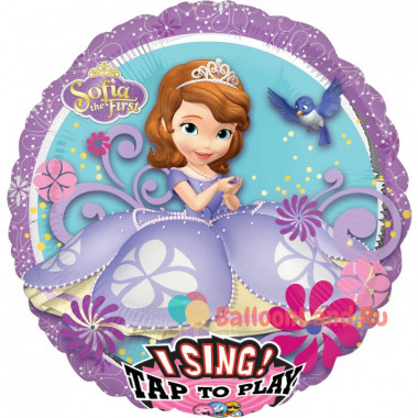 Поющий шар 'Принцесса София'