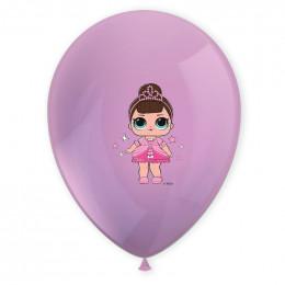 Шары Куклы Лол, цветные - дополнительное фото #2