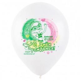 Шары Сказочный Патруль с надписью на День рождения - дополнительное фото #3