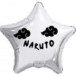 Шар-звезда с надписью Наруто, аниме