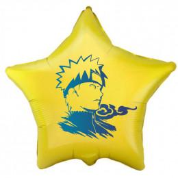 Шар-звезда Наруто в ожидании, желтая