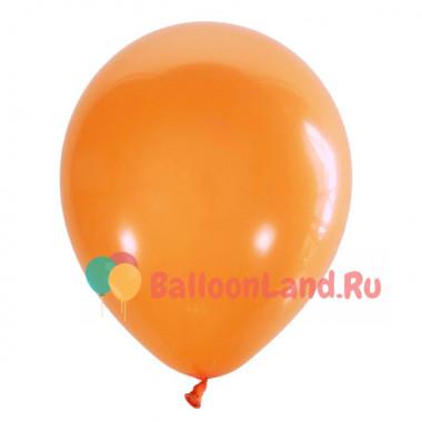 Воздушные шары оранжевые