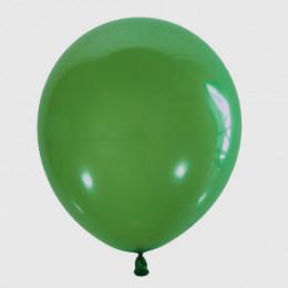 Воздушные гелиевые шары зеленые