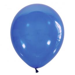 Воздушные латексные шары синие