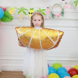 Фигурный шар Долька Апельсинки - дополнительное фото #1