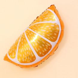 Фигурный шар Долька Апельсинки - дополнительное фото #2