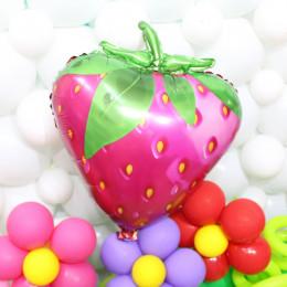 Фигурный шар Клубника - дополнительное фото #3
