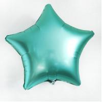 Шар-звезда Алмазный, сатин - дополнительное фото #1