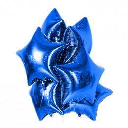 Шар-звезда Синий - дополнительное фото #1