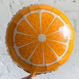 Шар-круг Апельсинка - дополнительное фото #2