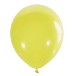 Шары латексные Желтые