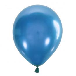 Шары Синие Металик - дополнительное фото #2