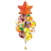 Букет из шаров Школьный класс, на 1 сентября - дополнительное фото #1
