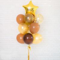 Букет из шаров Школьный класс, на 1 сентября
