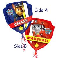 Букет шаров Чейз и Маршалл - дополнительное фото #2