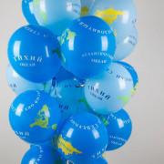 Воздушные шары Глобус - дополнительное фото #1
