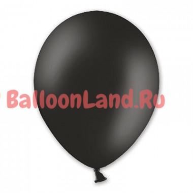 Воздушные латексные шары Черные
