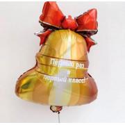 Фигурный шар Золотой Колокольчик - дополнительное фото #1