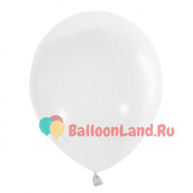 Воздушные латексные шары Белые