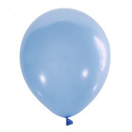 Воздушные латексные шары Голубые