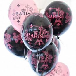 Воздушные шары День в Париже