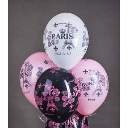 Воздушные шары День в Париже - дополнительное фото #1