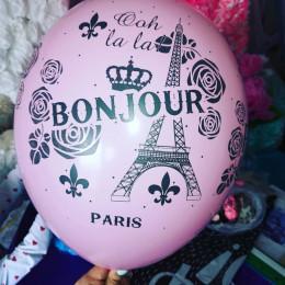 Воздушные шары День в Париже - дополнительное фото #2
