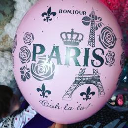 Воздушные шары День в Париже - дополнительное фото #3
