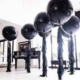 Шарик-сфера Черный, металлик - дополнительное фото #2