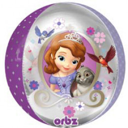 Шарик-сфера Принцесса София - дополнительное фото #1