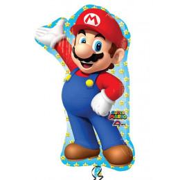 Фигурный шар Марио, большой