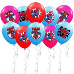Воздушные шары Человек паук