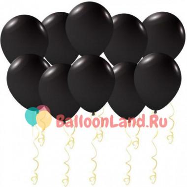 Воздушные шары Черные
