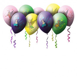 Воздушные шары с феями