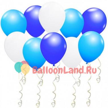 Воздушные шары Море